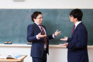 「俺も小中高と学生やってた中であんたみたいなクソ教師は初めてだよ。掛け値なしの一番だ」