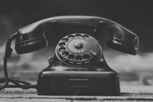 自宅の電話番号自慢が災いして、家族にまでとばっちりを受ける羽目になった同級生。