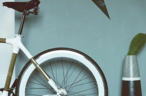自転車に乗るときや特に止めるときには細心の注意はしてたので、自身にはけがはなかったです。